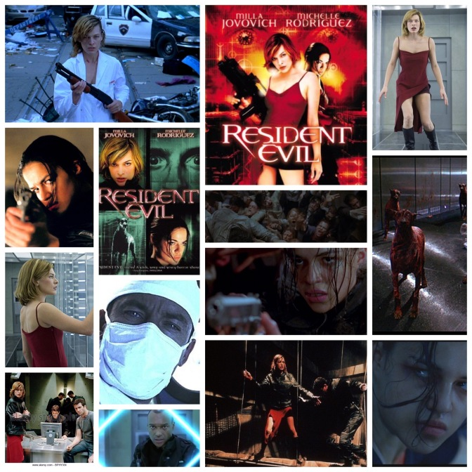 Paul W.S. Anderson's Resident Evil