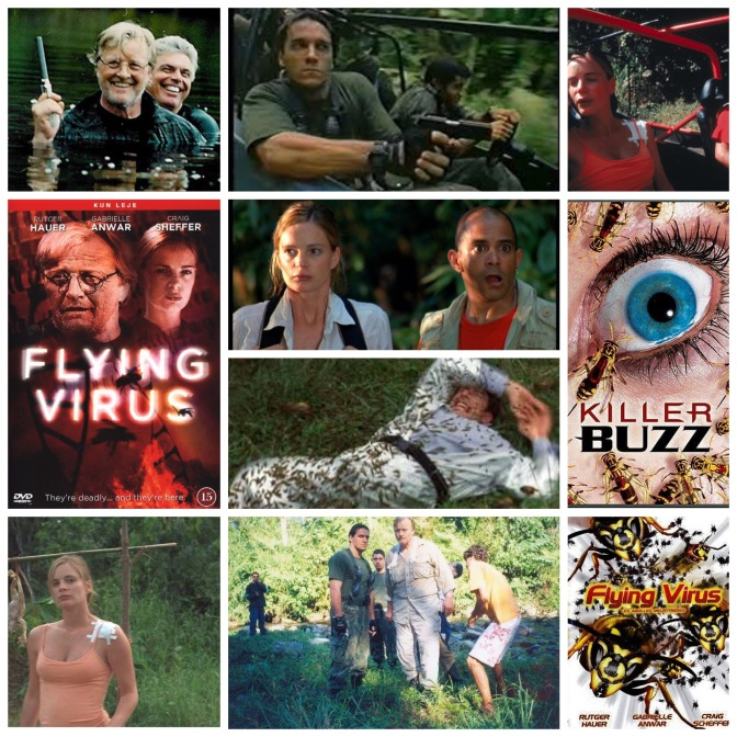 B Movie Glory: Killer Buzz aka Flying Virus