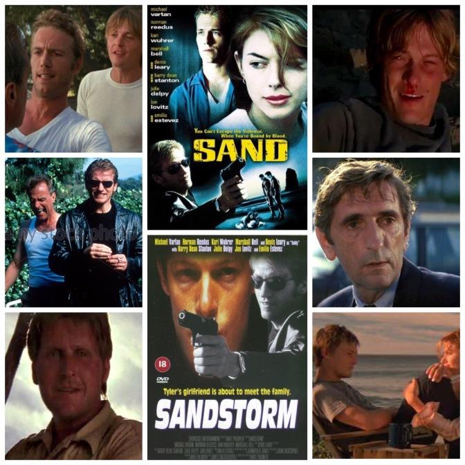 B Movie Glory: Sand