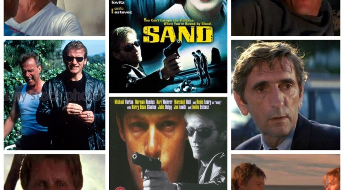 B Movie Glory: Sand
