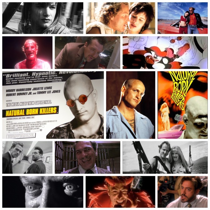 Oliver Stone's Natural Born Killers
