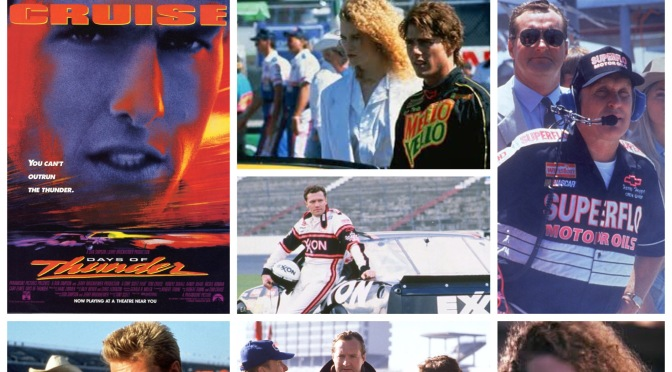 Tony Scott's Days Of Thunder