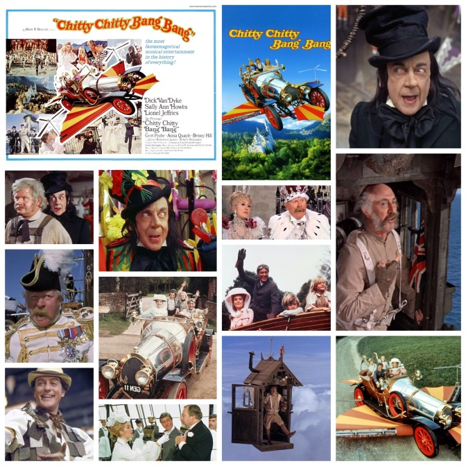 Chitty Chitty Bang Bang: still truly scrumptious all these years later