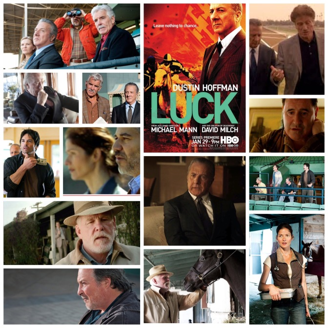 Michael Mann's Luck: A short lived masterpiece