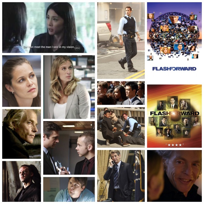 ABC's FlashForward: here in a flash of brilliance and gone after one season