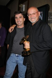 Frank Darabont and Anthony C. Ferrante at the 37th Annual Saturn Awards at The Castaway, Burbank, California June 23, 2011. Photo Credit Sue Schneider_MGP Agency