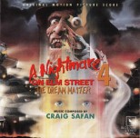 A Nightmare On Elm Street 4 - The Dream Master - Front
