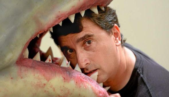 Beneath a sky so full of Sharks: An Interview with Anthony C. Ferrante by Kent Hill