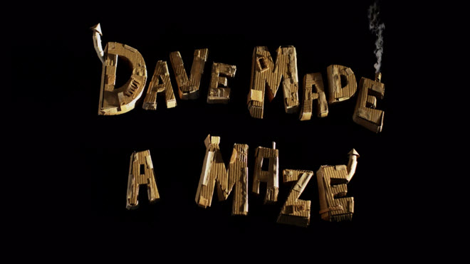 'Dave Made a Maze' Is Zany Fun