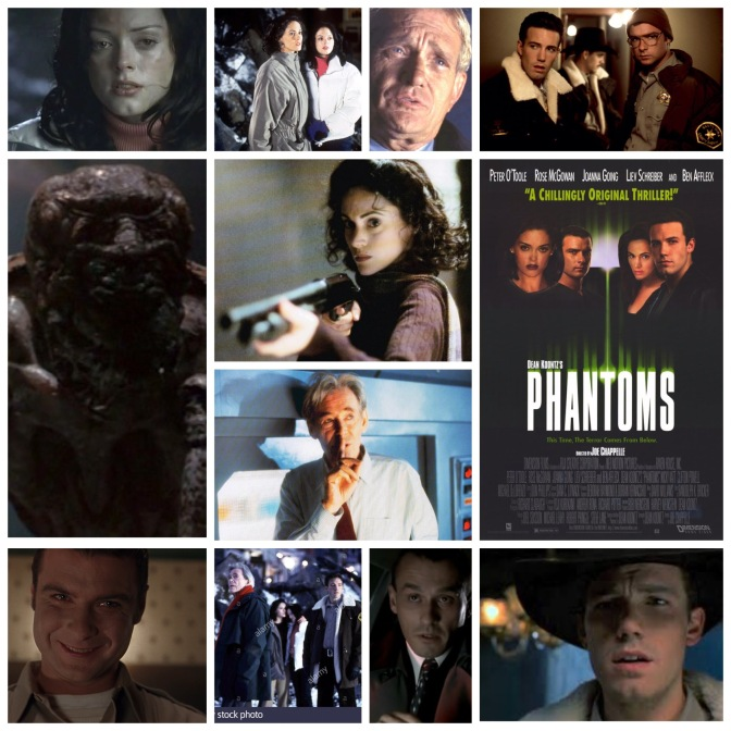 Dean Koontz's Phantoms