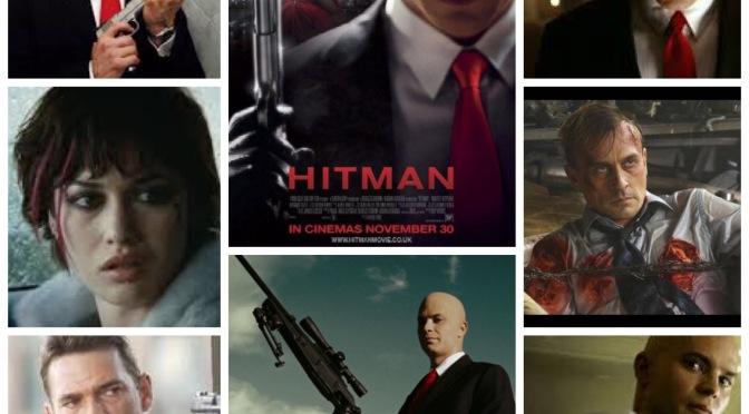 Xavier Gen's Hitman