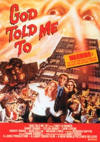 God Told Me To (1976) aka Demon Directed by Larry Cohen Shown: Poster Art