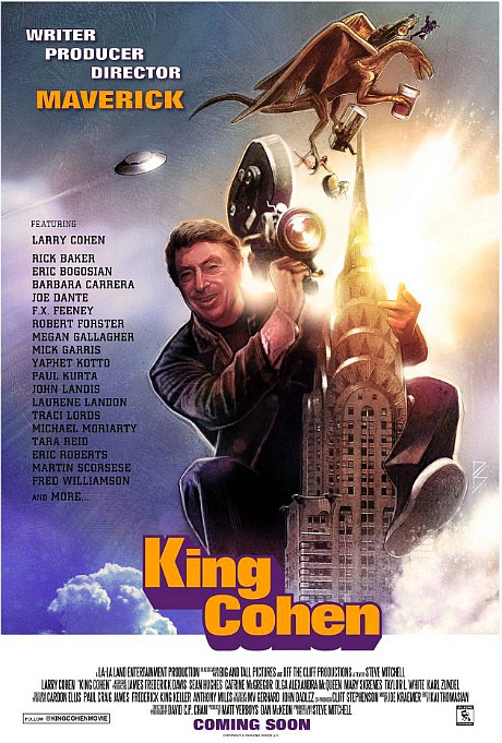 kingcohenposterB