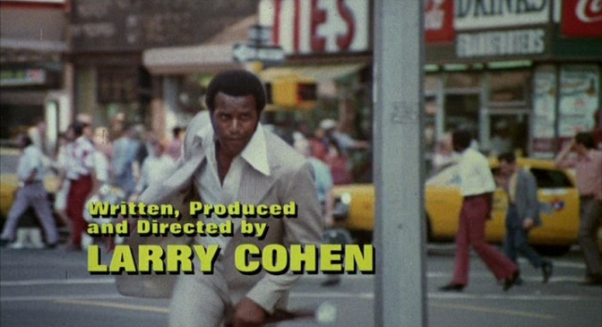 It's good to be the King: An interview with Larry Cohen by Kent Hill