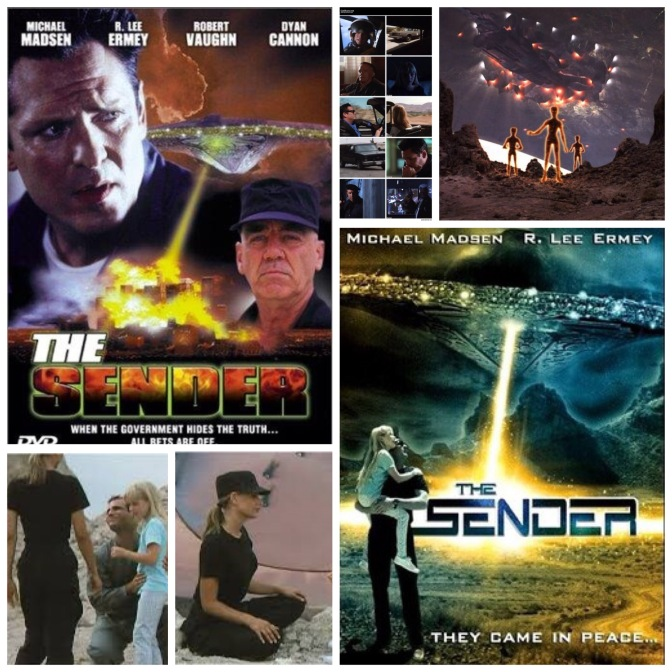 B Movie Glory: The Sender