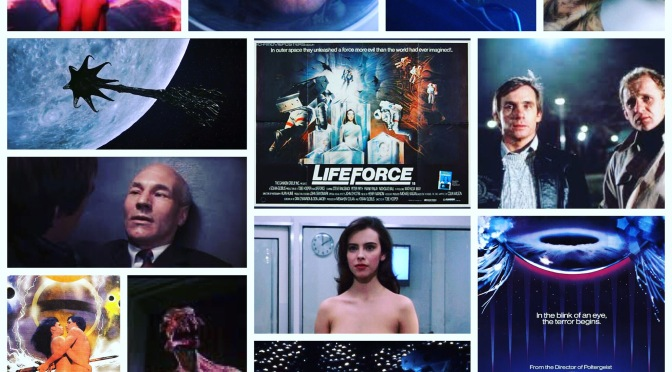Tobe Hooper's Lifeforce