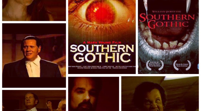 B Movie Glory: Mark Young's Southern Gothic