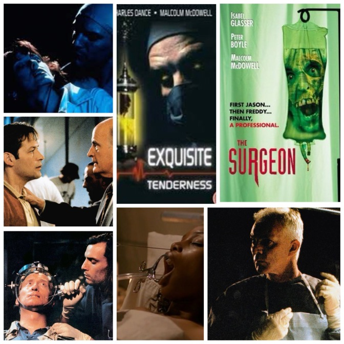 B Movie Glory: The Surgeon aka Exquisite Tenderness
