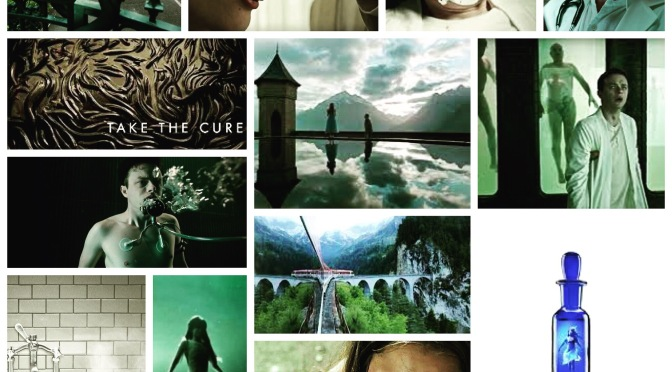 Gore Verbinski's A Cure For Wellness
