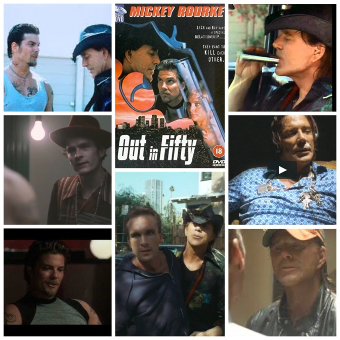 B Movie Glory: Scott Leet's Out In Fifty