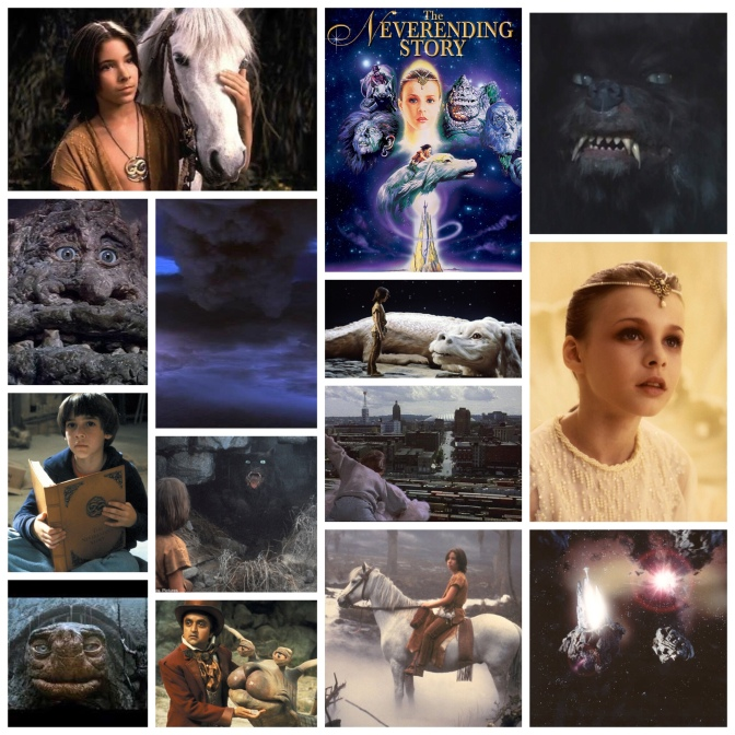 Wolfgang Petersen's The Neverending Story