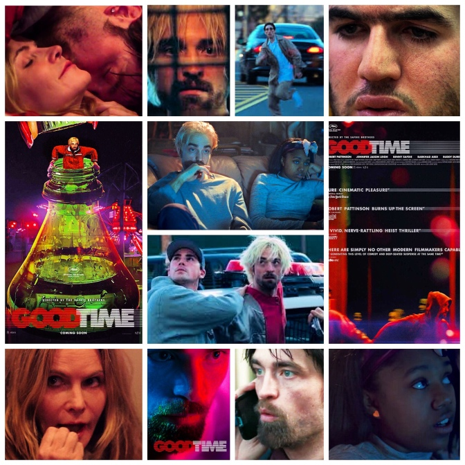 The Safdie Brother's Good Time