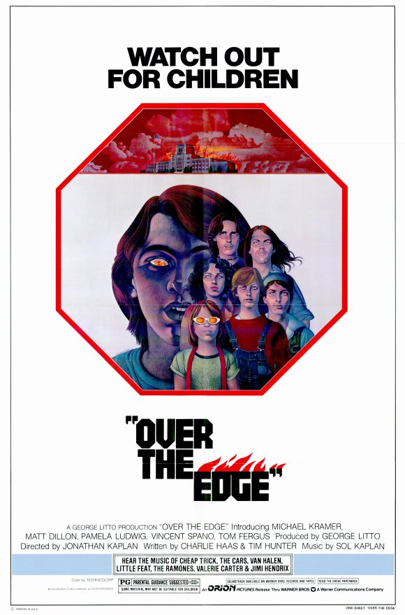 Over the Edge poster