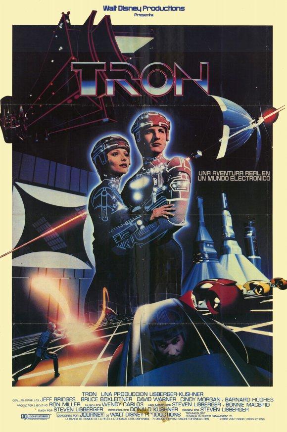 Tron (1982) Spain