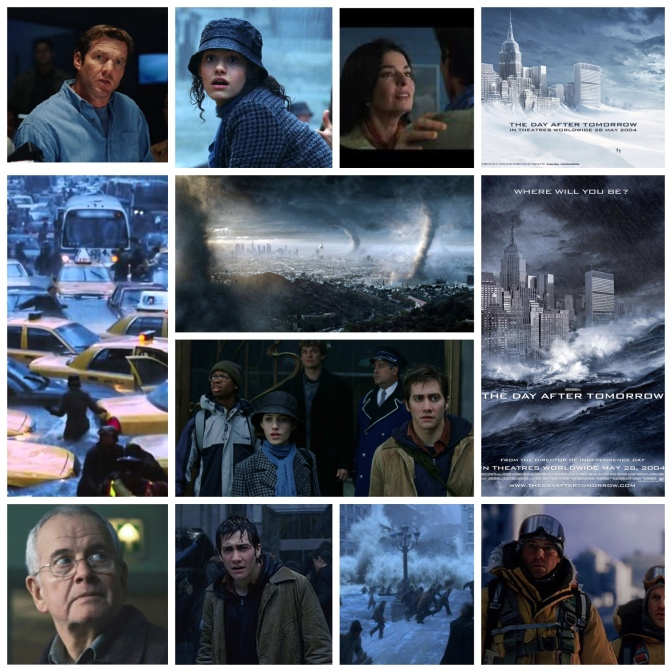 Roland Emmerich's The Day After Tomorrow
