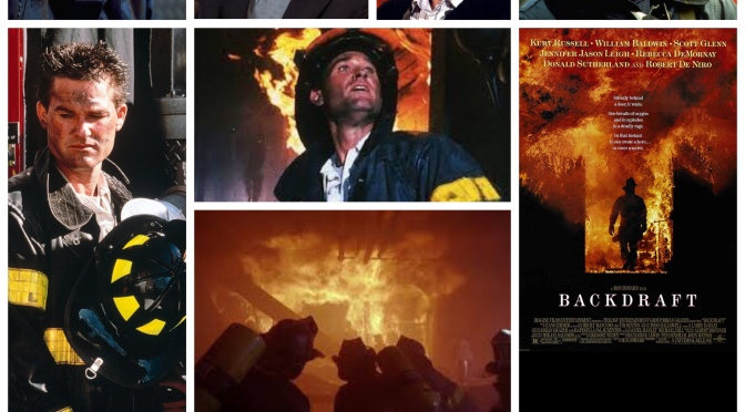 Ron Howard's Backdraft
