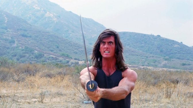 The Way of the Samurai Cop: An Interview with Matthew Karedas (Hannon) by Kent Hill