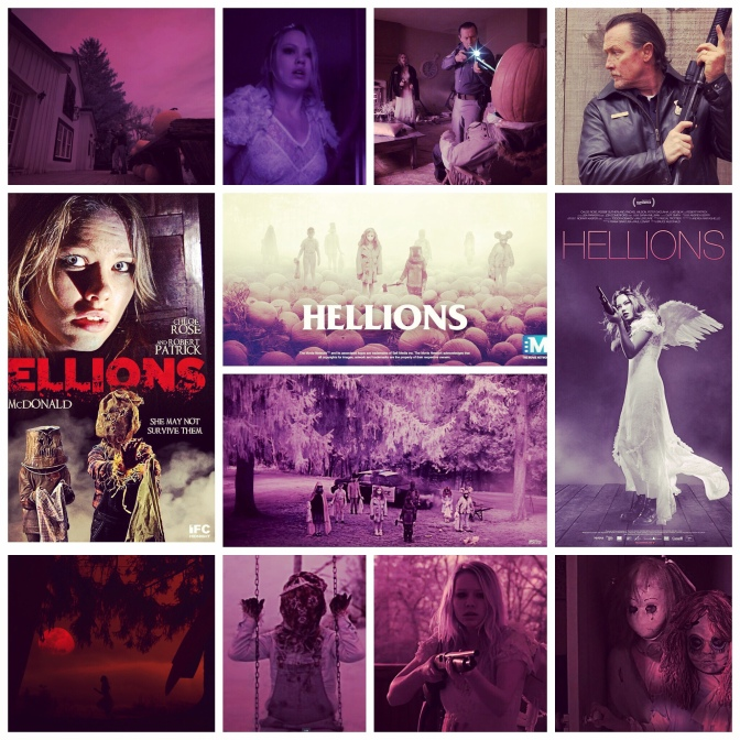 B Movie Glory: Hellions