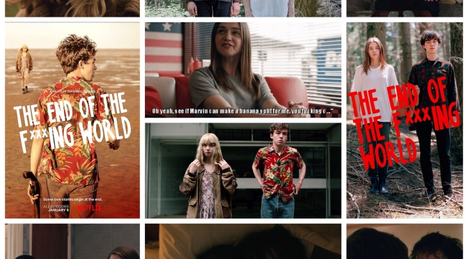 Netflix's The End Of The Fucking World
