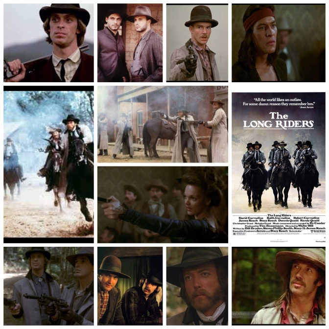 Walter Hill's The Long Riders