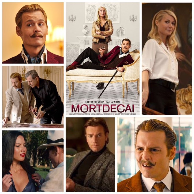 David Koepp's Mortdecai