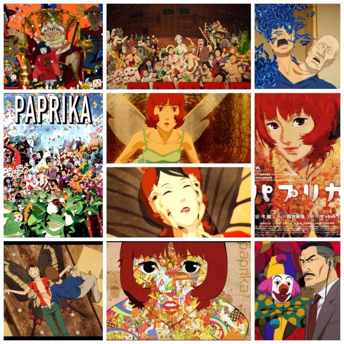 Satoshi Kon's Paprika