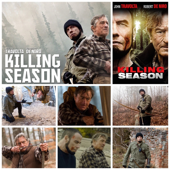 B Movie Glory: Killing Season