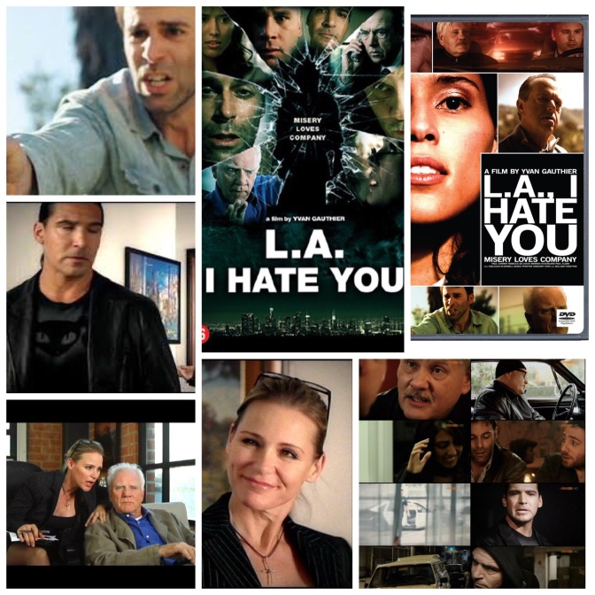 B Movie Glory: LA, I Hate You