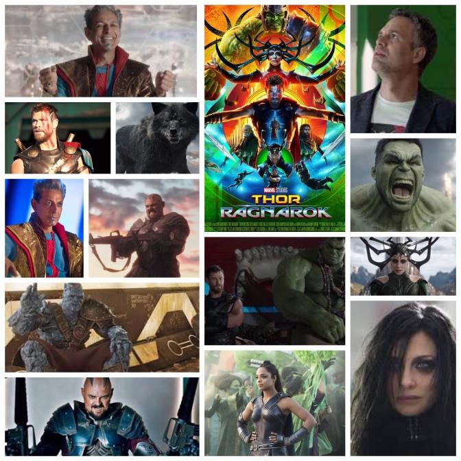 Taika Waititi's Thor Ragnarok