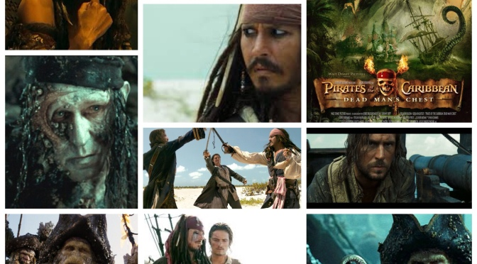 Gore Verbinski's Pirates Of The Caribbean: Dead Man's Chest