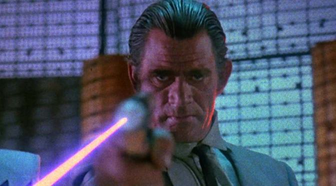 JACK DETH IS BACK . . . AND HE'S NEVER BEEN HERE BEFORE: An Interview with Tim Thomerson by Kent Hill
