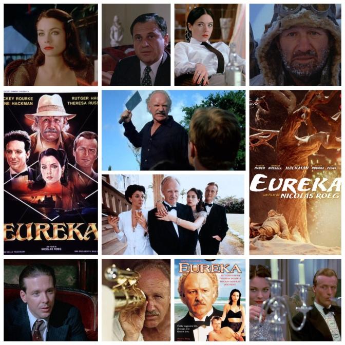 Nicolas Roeg's Eureka