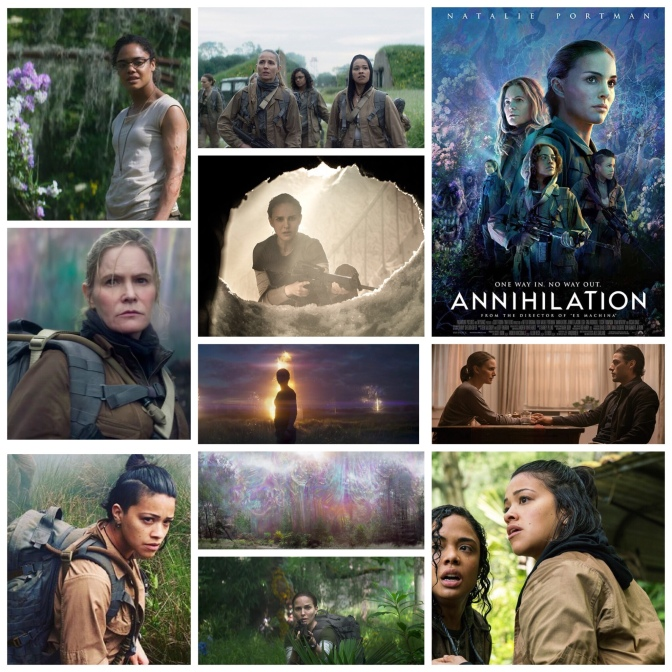 Alex Garland's Annihilation