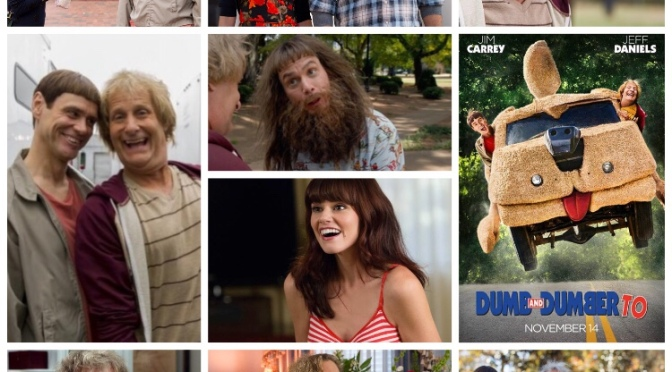 The Farrelly Brothers Dumb & Dumber To