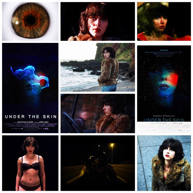 Jonathan Glazer's Under The Skin