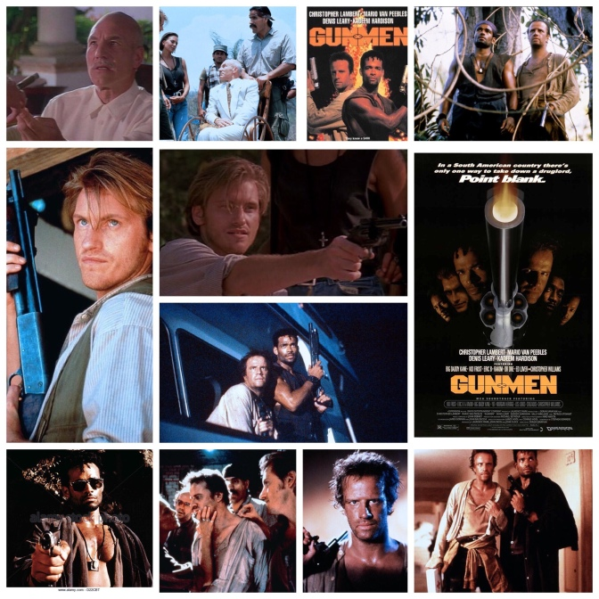 B Movie Glory: Gunmen