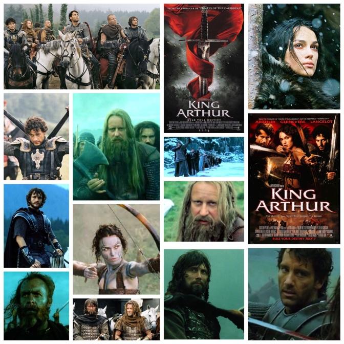 Antoine Fuqua's King Arthur