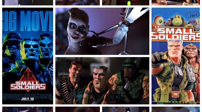 Joe Dante's Small Soldiers