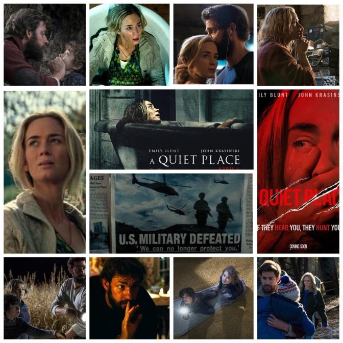 John Krasinski's A Quiet Place
