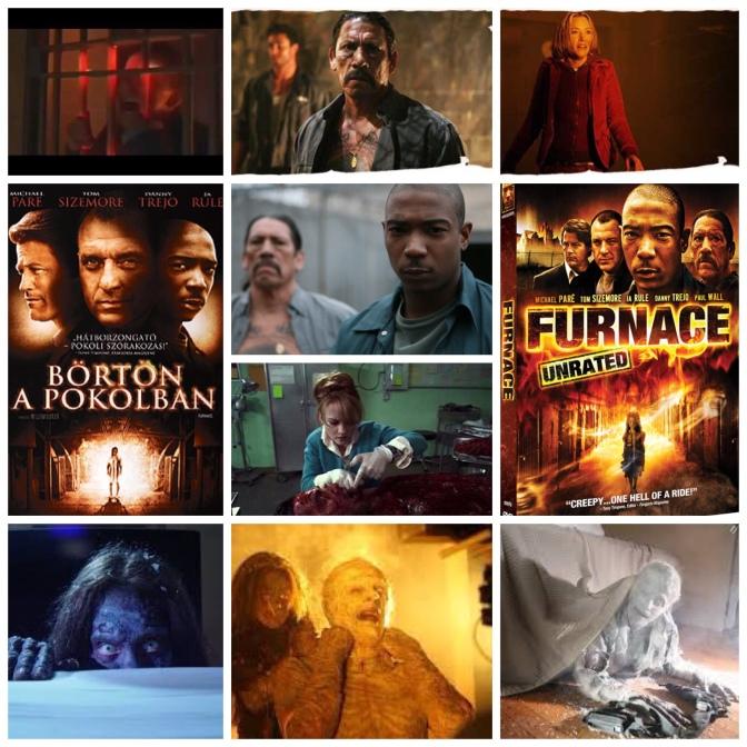 B Movie Glory: Furnace